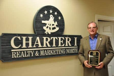 Charles Sampson 2015 Realtor of The Year